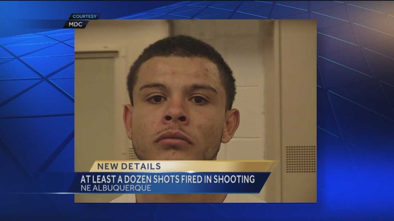Police have identified Edgar Alvarado as the man who opened fire on authorities after a wild Tuesday chase through Albuquerque.