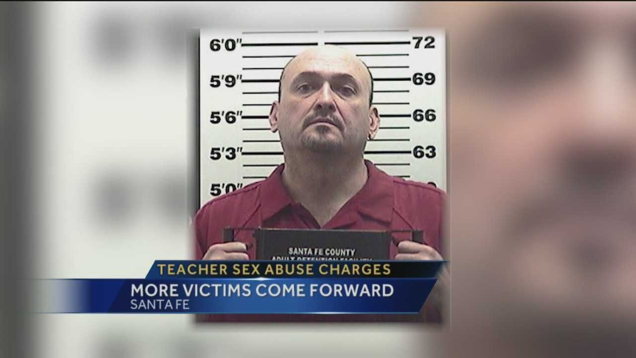 New charges for teacher accused of touching girl