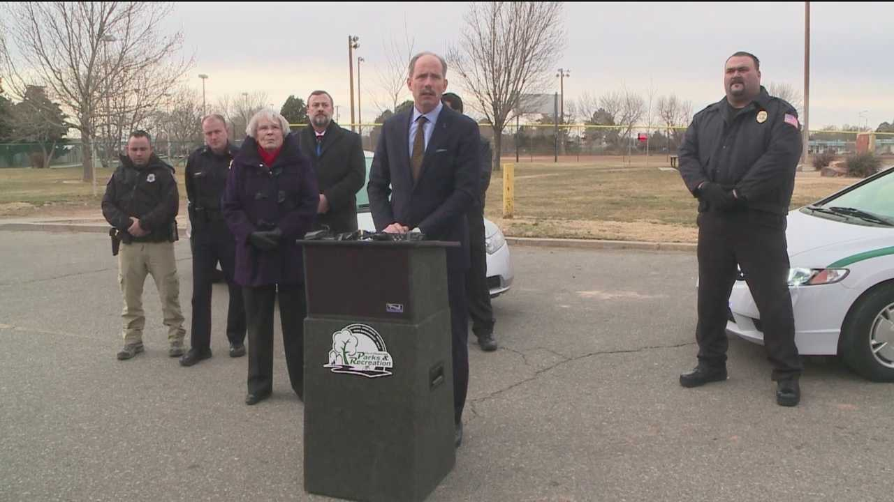 Mayor Richard Berry made a big announcement Thursday.