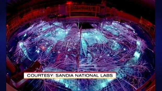 New Sandia accelerator may be more efficient than Z Machine