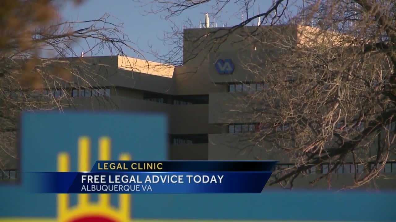 Lawsuits and cases can be really confusing sometimes and that is why the Albuquerque VA is hosting these free legal clinics.