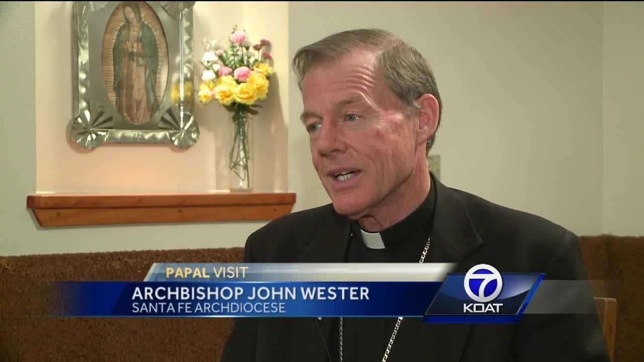 Archbishop discusses Pope's visit to Mexico