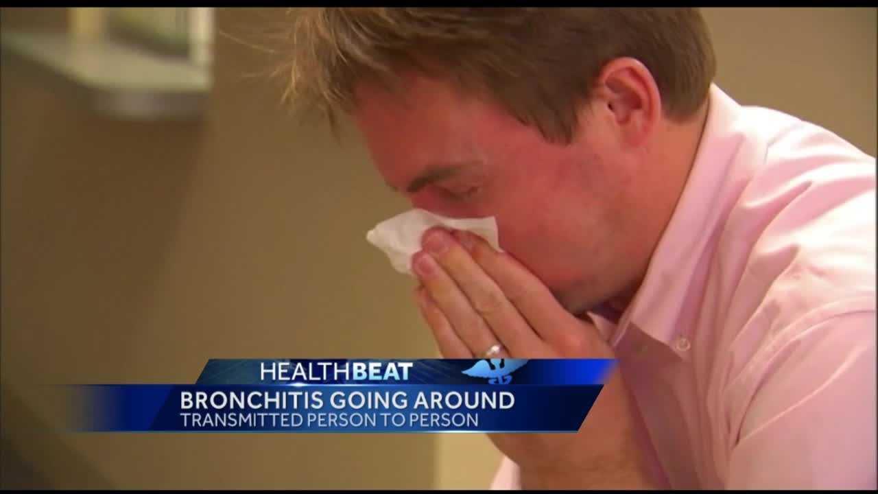 Bronchitis going around