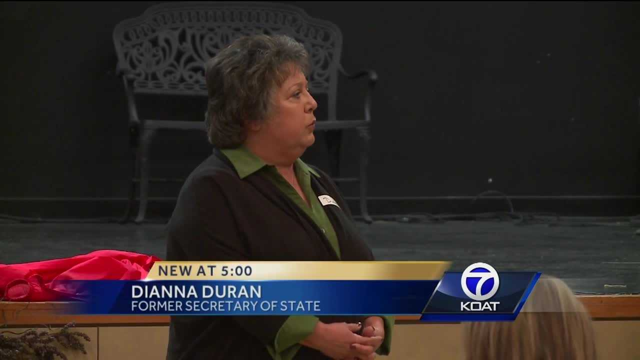 Thirty days in jail, plus probation. That's what a judge gave Dianna Duran last year after she admitted to stealing thousands of dollars from her campaign fund to spend at casinos.