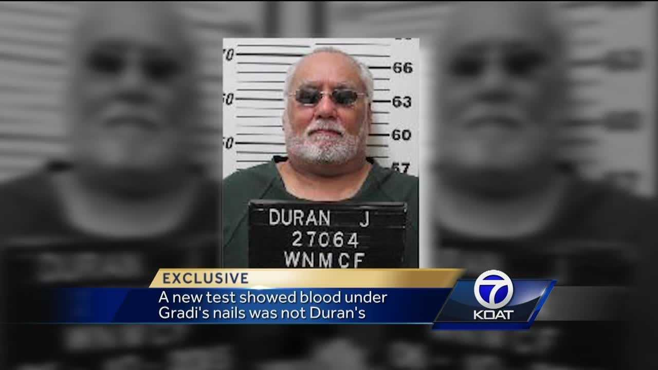 Jacob Duran has spend almost 30 years behind bars for a murder he claims he didn't commit. Now a group at UNM is looking at his case.