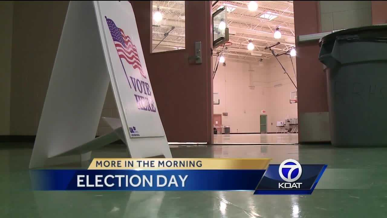 Several cities in new mexico are holding municipal elections today.