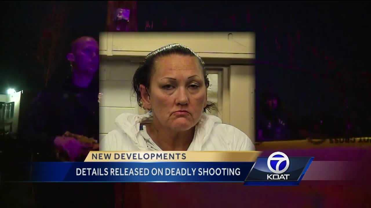 Albuquerque police say a birthday party became deadly on Saturday.
