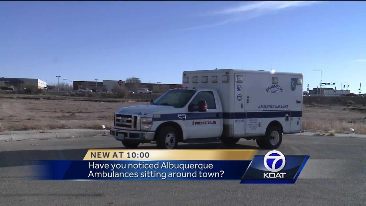 ABQ Ambulances