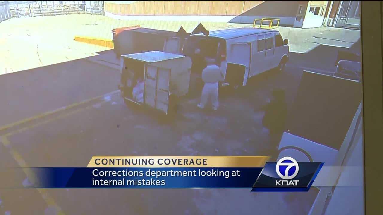 State police provide inmate escape update
