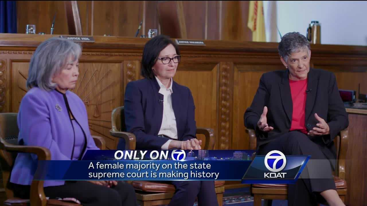 Female majority on state Supreme Court