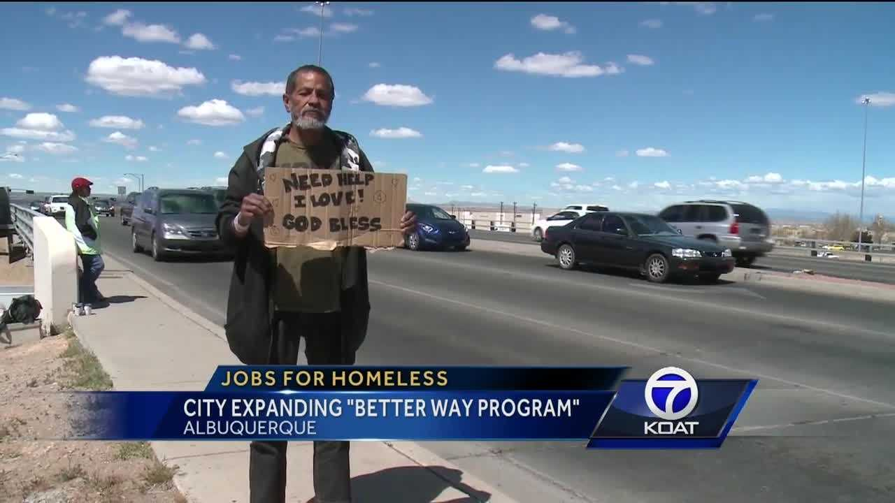 Jobs for Homless