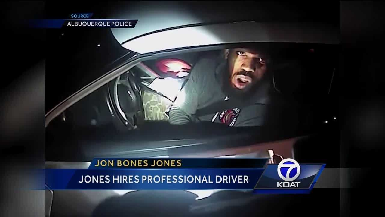 Coaches for MMA fighter Jon Jones say he is trying to stay on the right track.