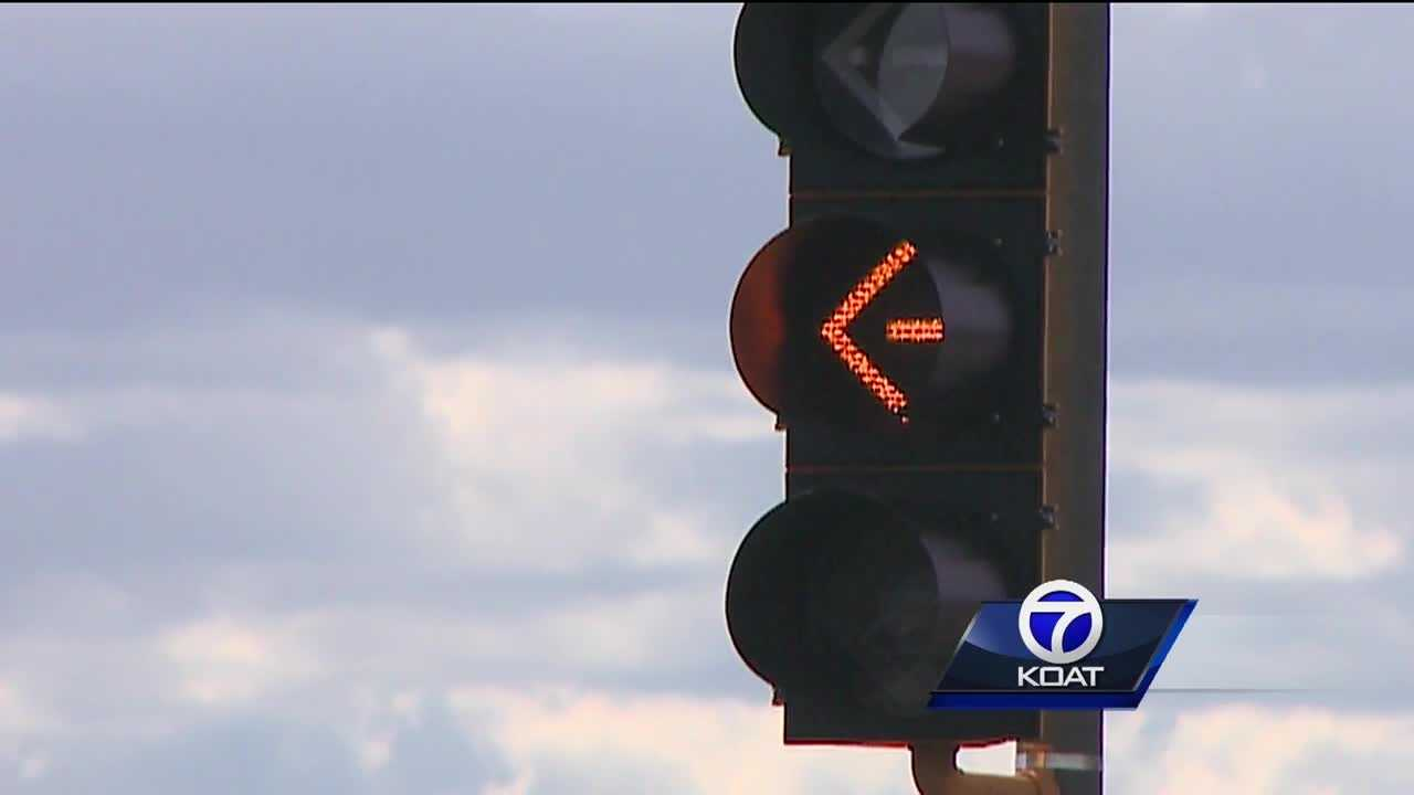 You may have seen more blinking yellow arrows at intersections.