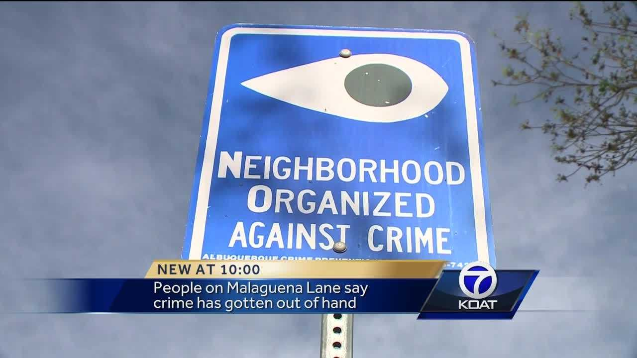 The Albuquerque Police Department is reporting an increase in Neighborhood Watch groups across the city.