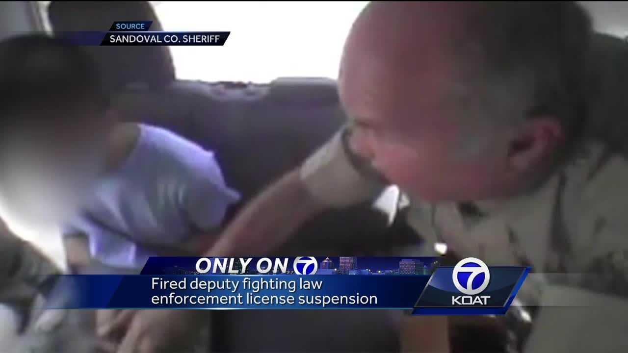 Deputy Slapping Case Goes to LEA