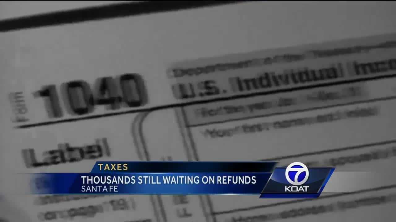 Thousands are still waiting on refunds due to the state putting more effort into protecting against fraud.