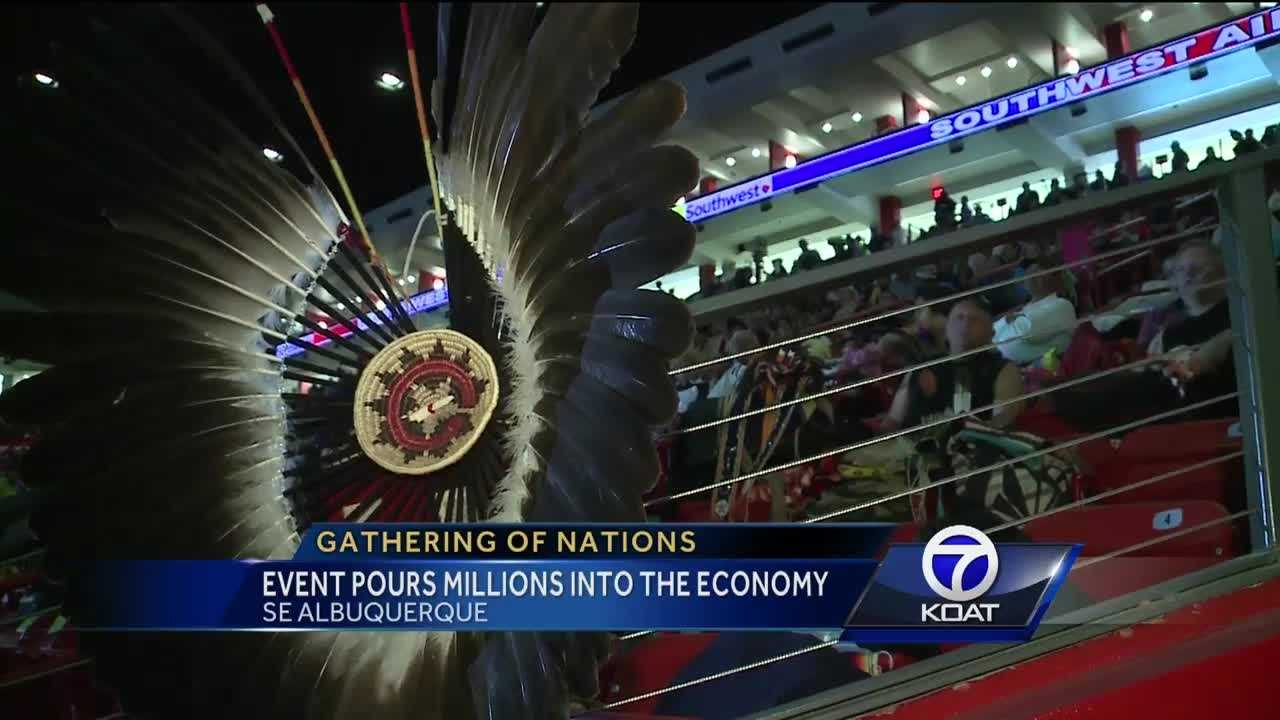 The annual event pours millions into the Albuquerque economy.