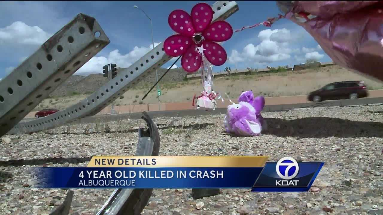 More details about the 4-year-old killed in a car wreck and how her parents could be facing charges.
