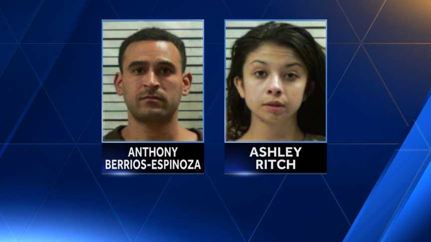 Anthony Berrios-Espinoza, Ashley Ritch