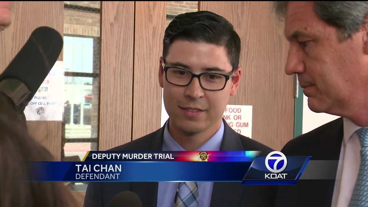 Tai Chan is still facing a first degree murder charge and could be going back to trial in the future.