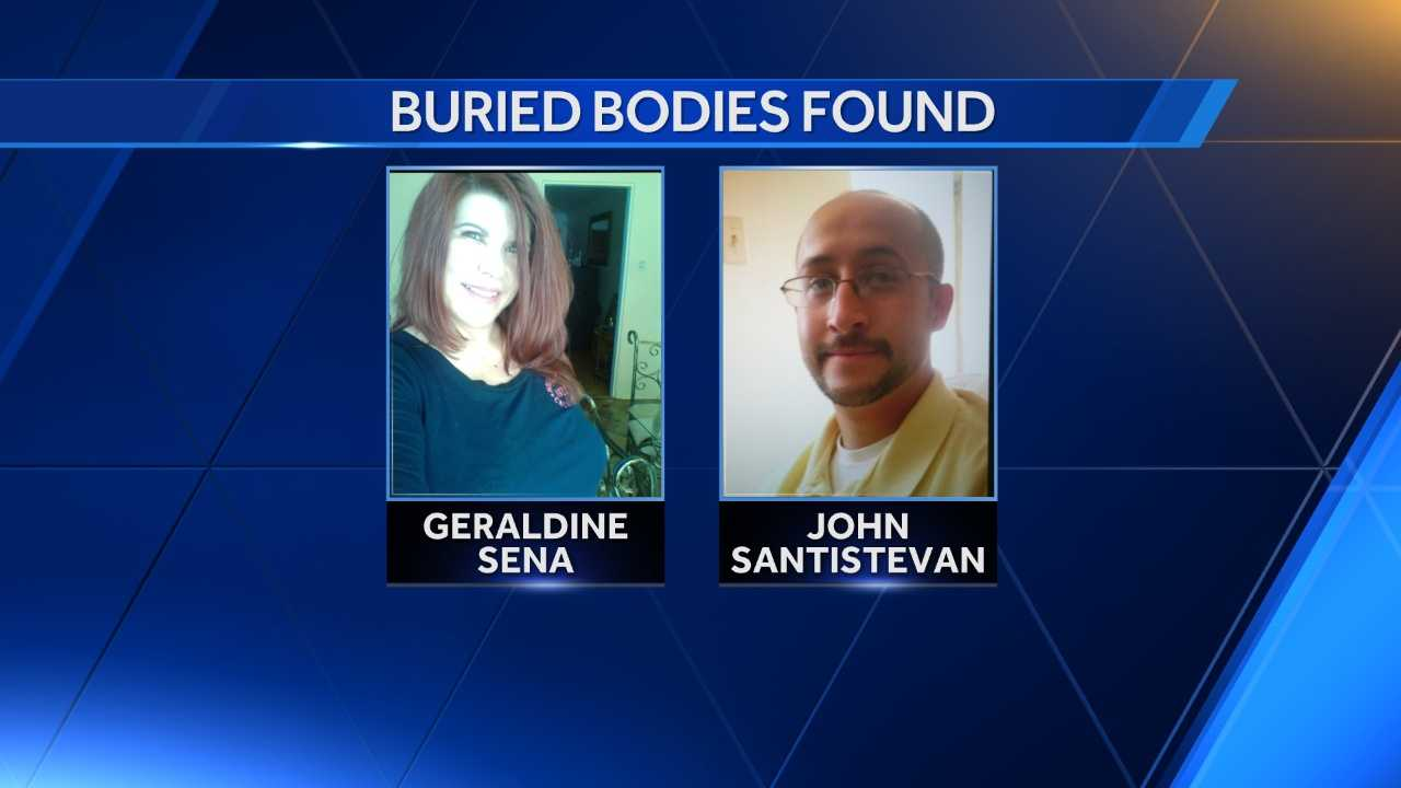 Two of the three victims of a triple homicide in February have been identified.