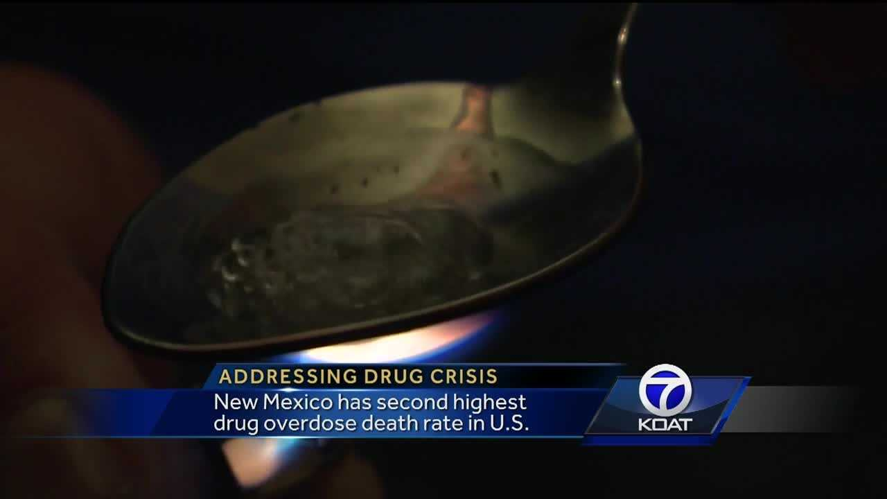 Addressing Drug Crisis In New Mexico