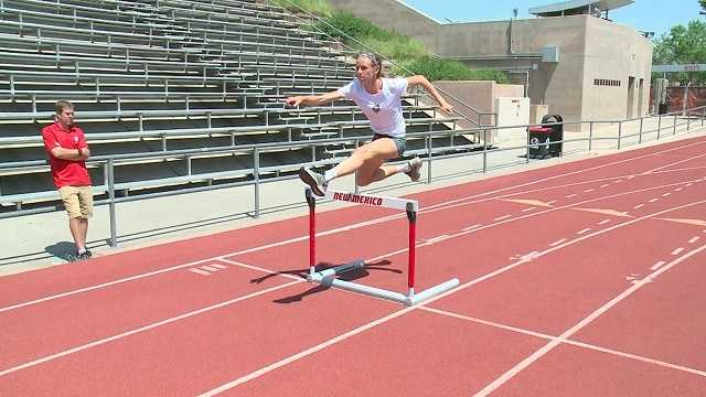 Lobos runner one step away from Olympic dream