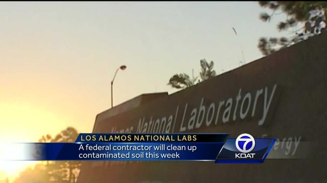 Senator Tom Udall said it's going to cost taxpayers millions of dollars to clean up waste at Los Alamos National Labs.