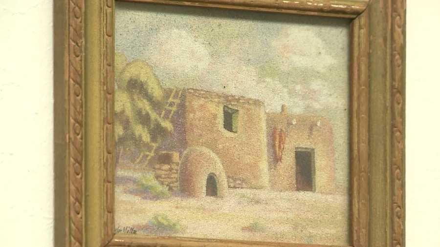 Acoma Pueblo sacred shield stolen; Pueblo fights to get it back