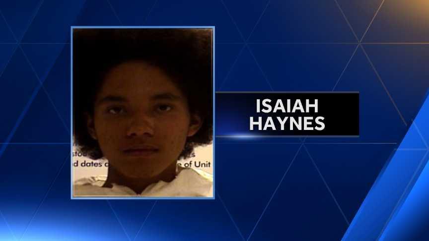 Isaiah Haynes