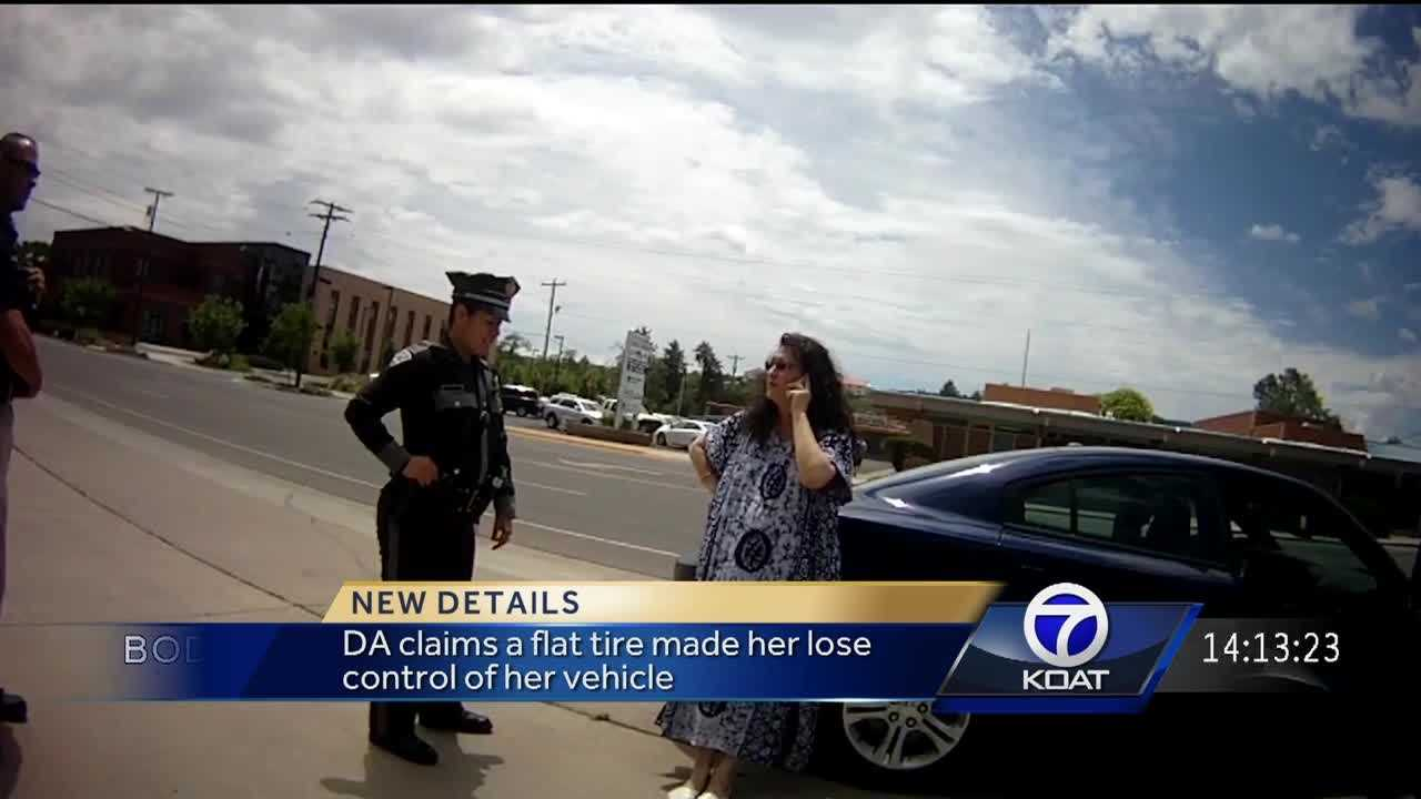 The Silver City police chief says his officers did not do their job when they pulled over the Grant County district attorney last month. It was 1 p.m. when a driver whipped out his cellphone and started recording the incident.