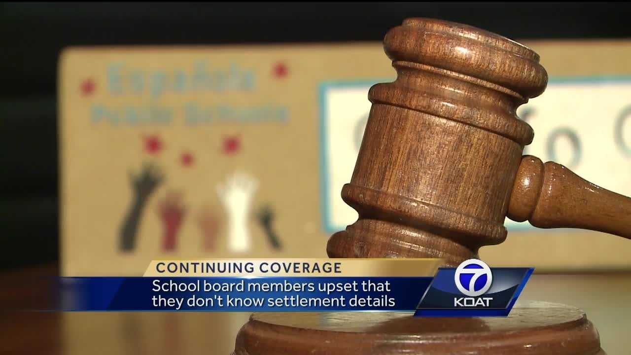Espanola superintendent reaches settlement with troubled coach