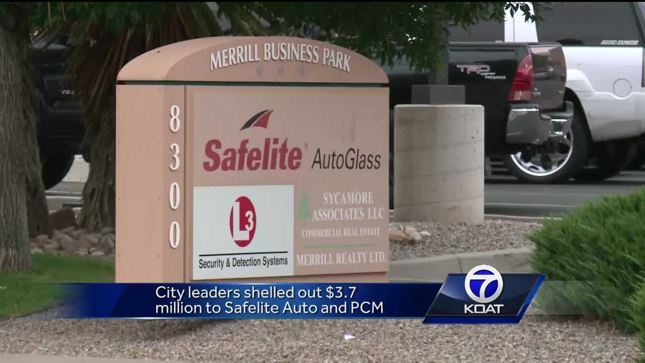 Two new companies in Rio Rancho are getting millions of tax dollars, but there's a catch.