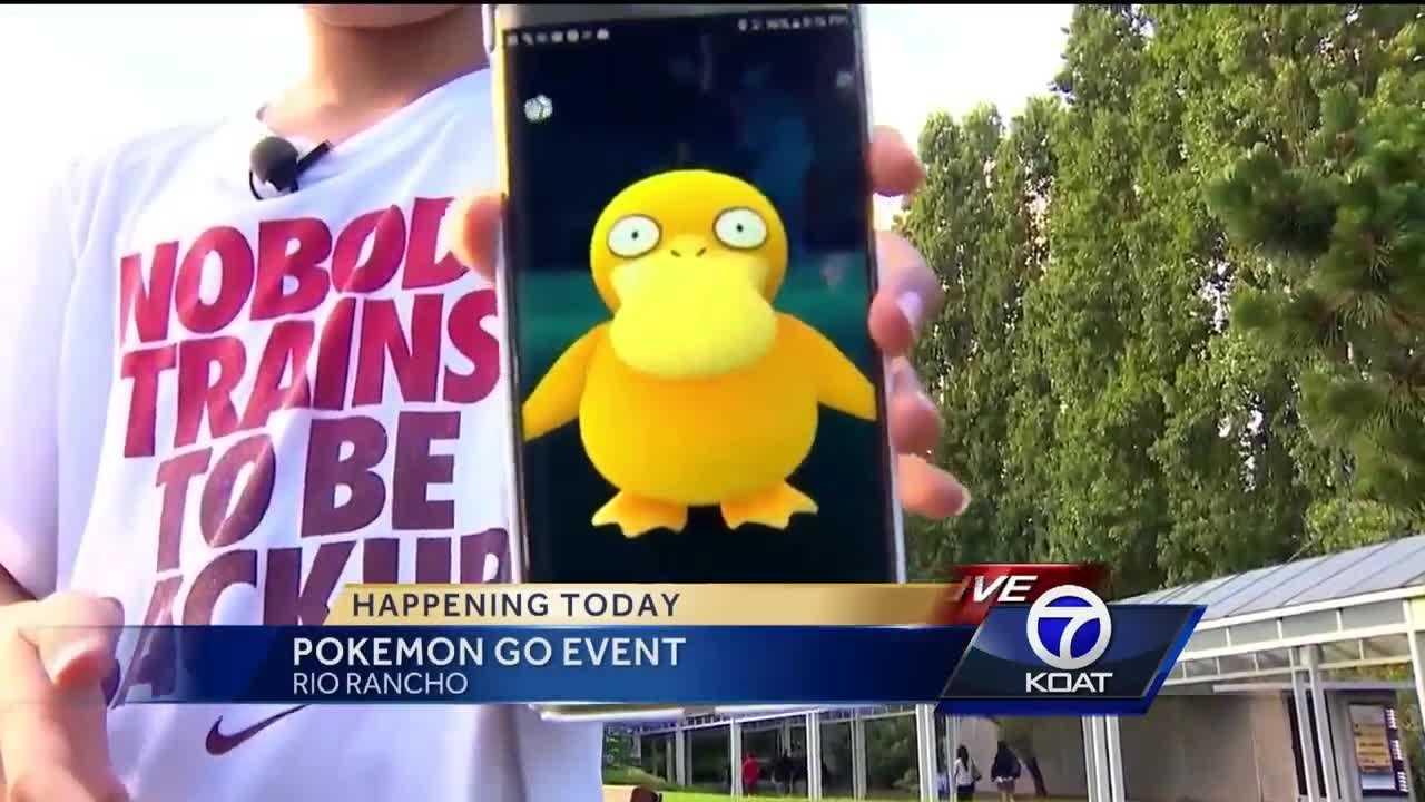 Pokemon Go Event Today