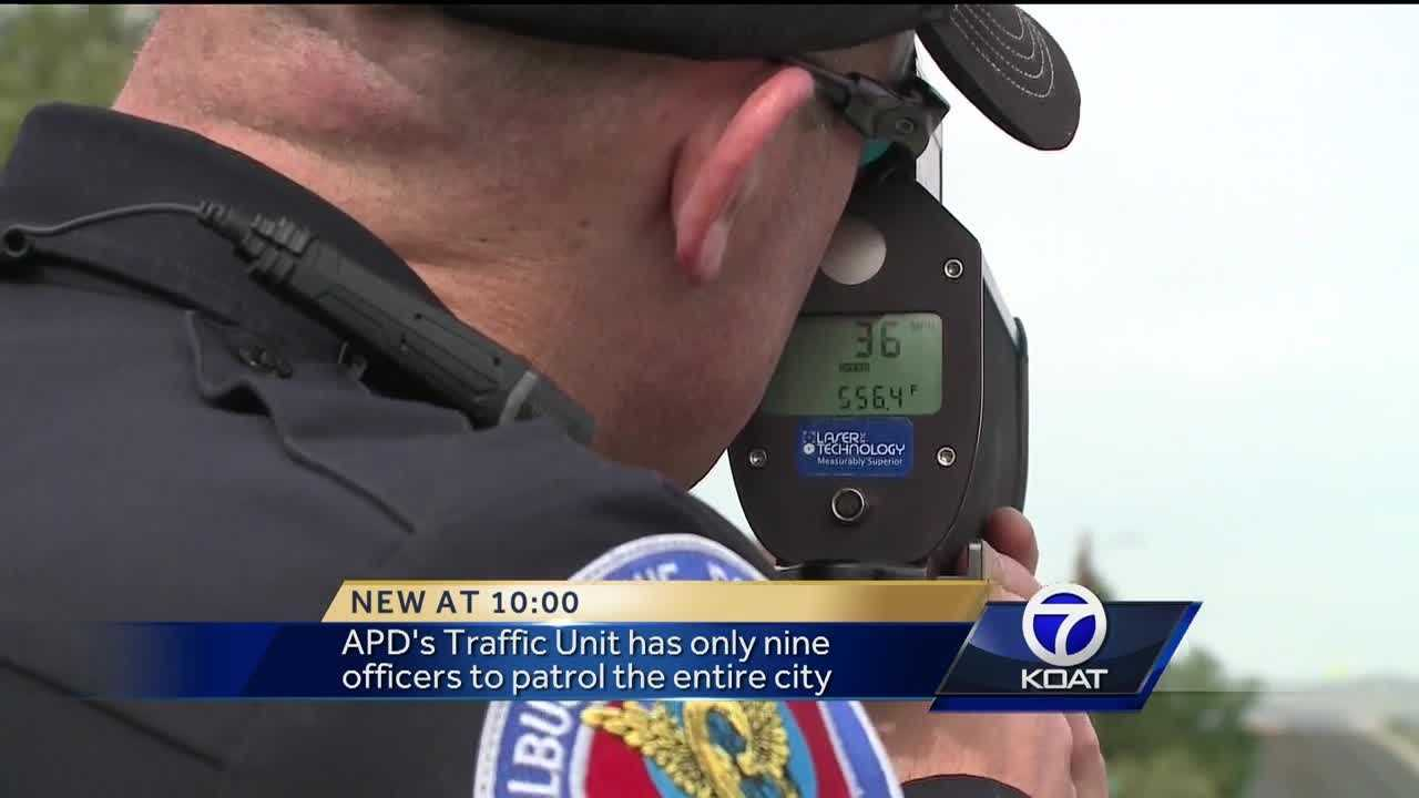 APD Speeding Tickets