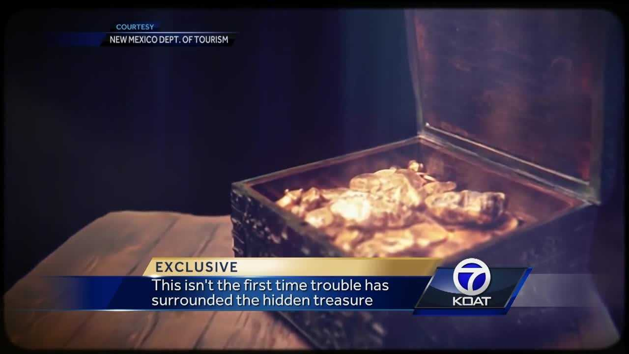 Santa Fe Police identify remains of a man searching for treasure.