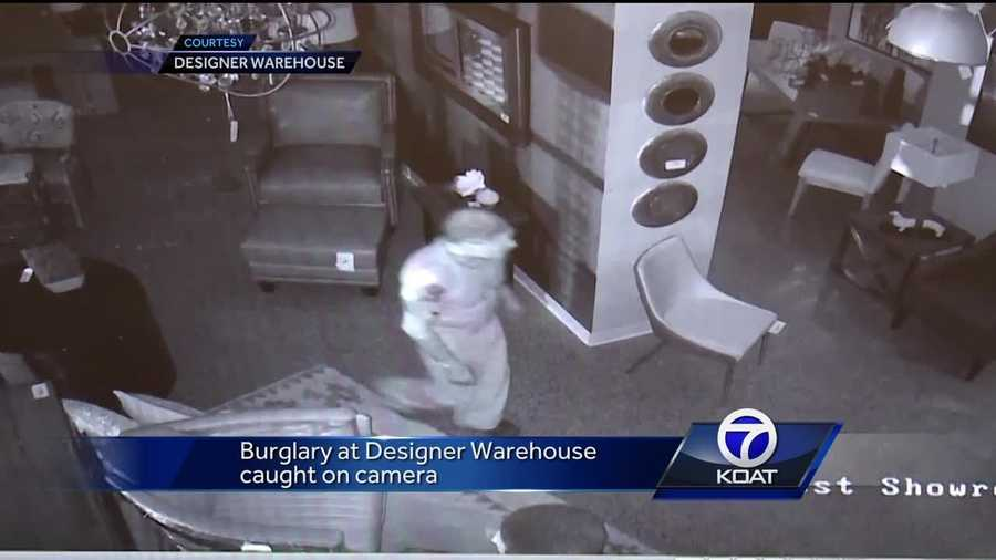 Thieves Steal Thousands Of Dollars From Albuquerque Furniture Store