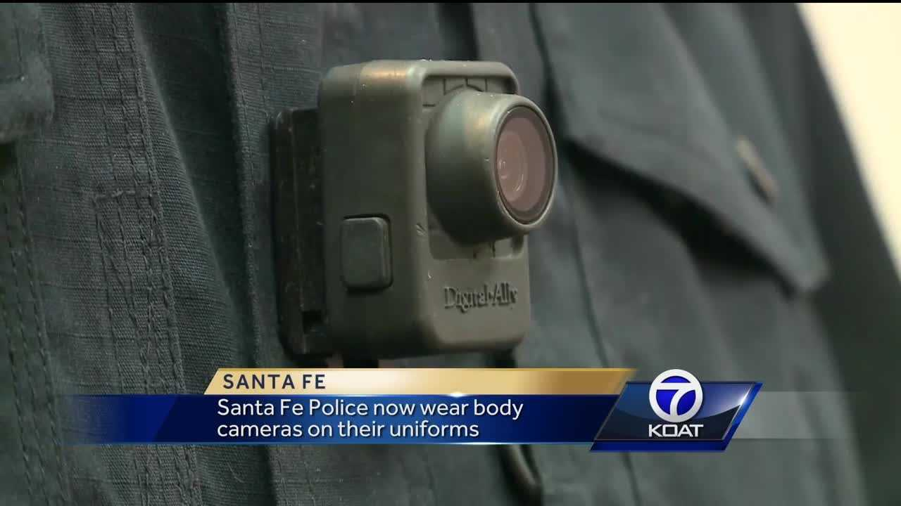 The cameras are made by a company called Digital Ally, the same company that makes the department's dash cams. Department officials say in the past, some officers used their own cameras but this program will get everyone on the same page.