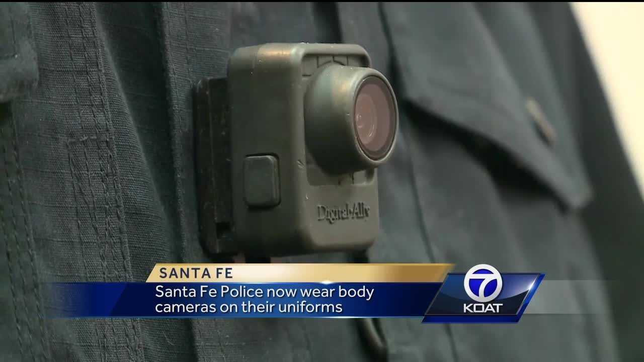Santa Fe police begin using body cameras