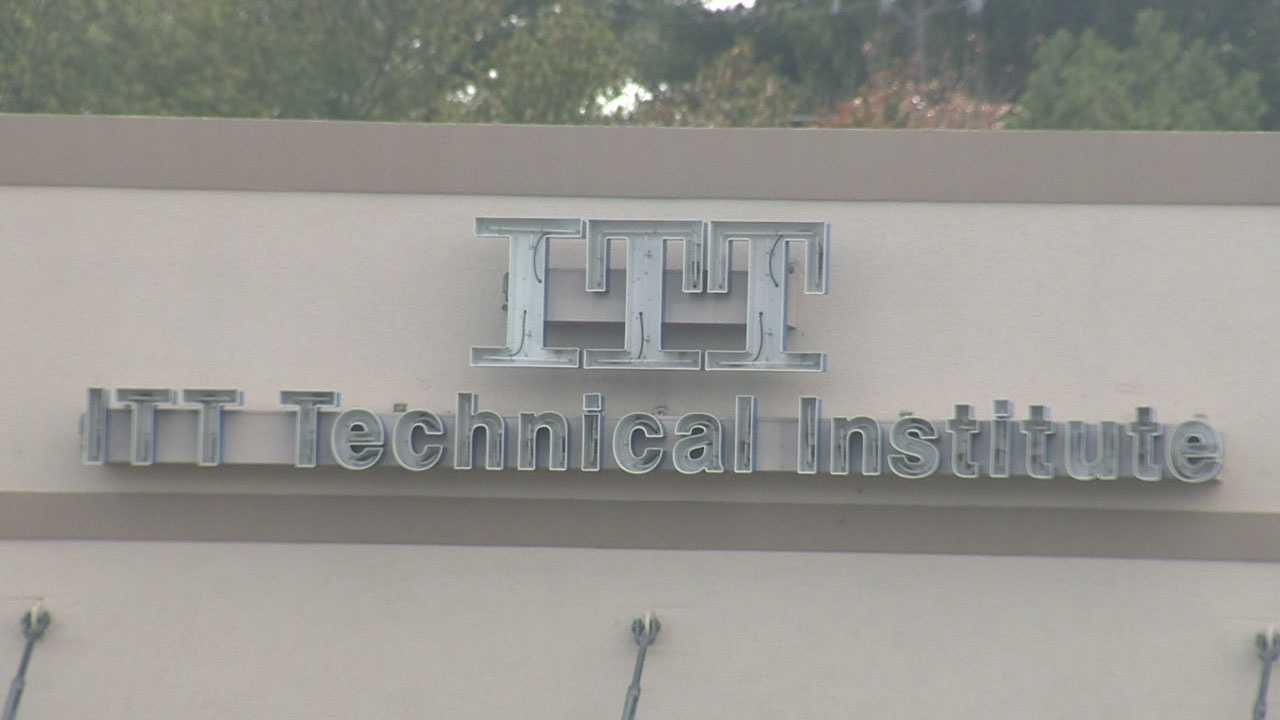 ITT sign