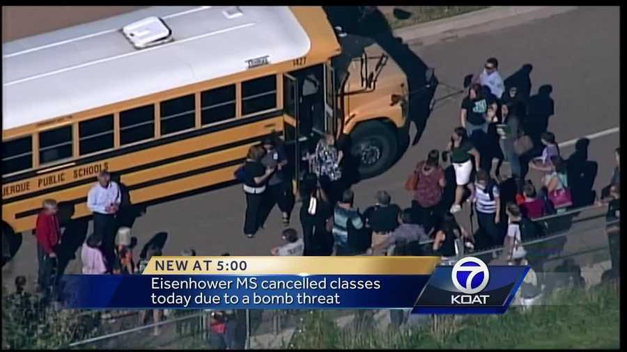 Eisenhower Middle School - Albuquerque, NM