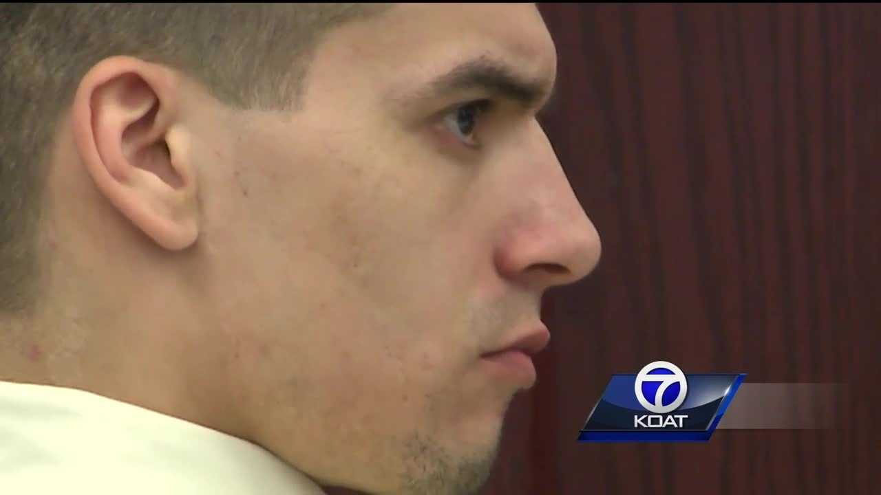 Andrew Romero is accused of shooting and killing Rio Rancho Police Officer Gregg Benner in May 2015.