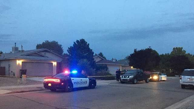 Police investigate shooting in Rio Rancho
