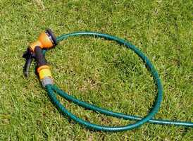 2. Shut down and drain sprinkler systems:Disconnect garden hoses and put a faucet cover on any outdoor spigots. Much in the way that interior pipes can burst and cause extensive property damage, so can outdoor sprinklers if the proper steps aren't taken.