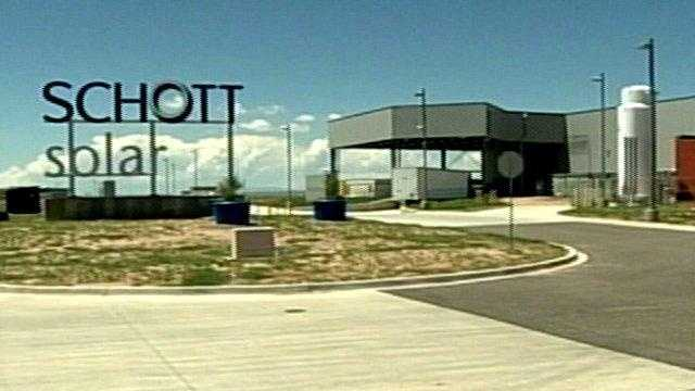 KOAT 37104 SCHOTT SOLAR LAYOFFS thumb - 24544458