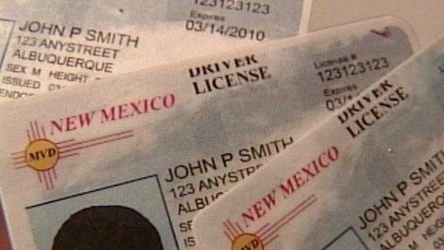 Drivers Licenses Generic