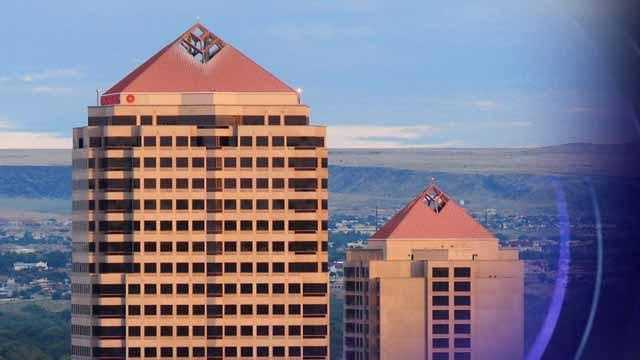 Generic Graphic downtown albuquerque day - 18474264