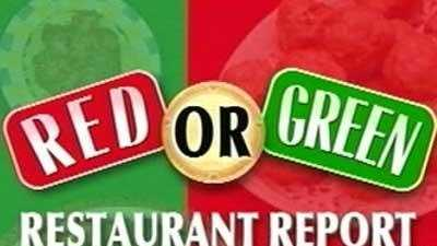 Red Or Green Restaurant Report - 8-12-07