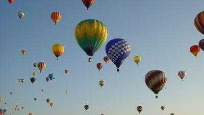 Share Your 2006 Balloon Fiesta Photos - Image From Doug Vanderslice