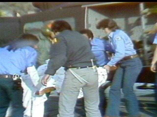 During the 36-hour riot, eight prison guards were brutally assaulted, and a total of 33 inmates were murdered.